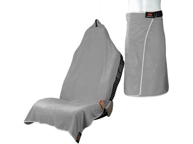 Orange Mud Transition Wrap 2.0 Multifunctional Towel grey
